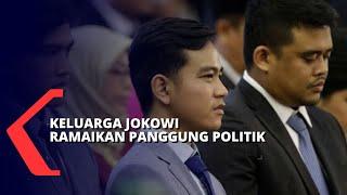 Anak, Menantu Hingga Adik Ipar Jokowi Siap Maju Pilkada 2020