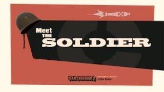 Rencontrez le soldat en roblox!