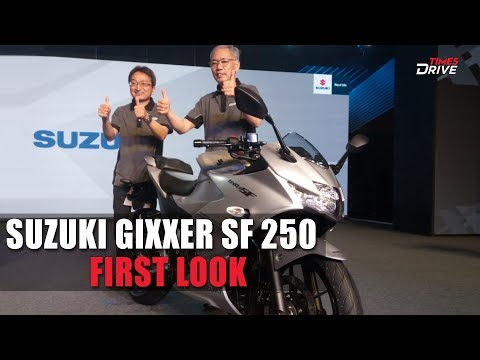 New Suzuki Gixxer SF 250 | First Look Review | Times Drive