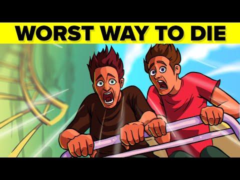 Rollercoaster Accident - Worst Ways to Die