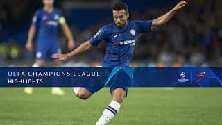 UEFA Champions League | Chelsea v Valencia | Highlights