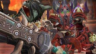 The Pseudo-Necromancer - Unholy Death Knight 7.3.5 PvP | WoW Battlegrounds #36