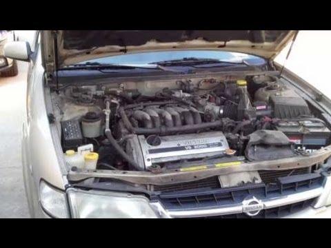 2004 Nissan Maxima Wiring Diagram Nissan 3 0l Camshaft Sensor Oil Leak Fix Diy Youtube