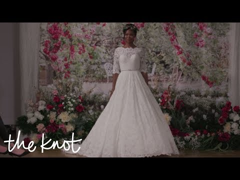 Bridal Fashion Week Spring 2018: Top Trends