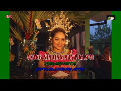 bETTY ANANG NINDING MAYA GAWAI MTV