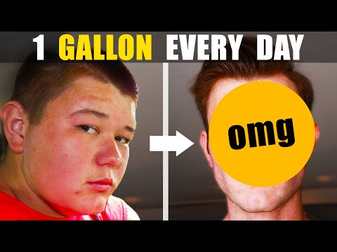 I Drank A Gallon Of Water A Day For 365 Days