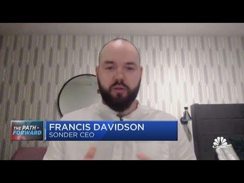 Sonder CEO on the rebound in travel booking demand