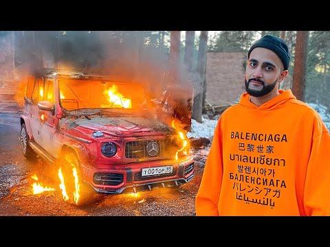 ГОРДЕЙ сжёг ГЕЛИК Гусейна Гасанова. Месть за ПРАНК