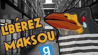 LIBEREZ MAKSOU MKPROD ! (Garry's mod DarkRP) Ft H'Akimbo Ft Mouss Ft Pouille