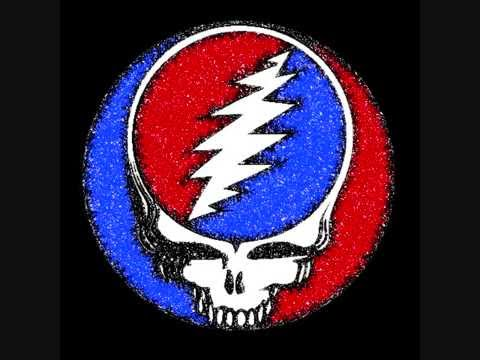 Scarlet Begonias... - Grateful Dead - Frost Amphitheater - P