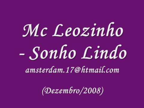 Mc Leozinho - Sonho lindo