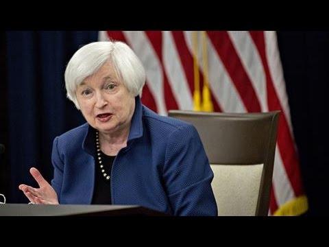Yellen Explains Fed Rate Hike Decision