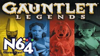 Gauntlet Legends - Nintendo 64 Review - HD
