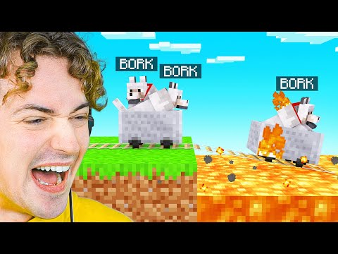 KILLING My FRIENDS PETS In Minecraft! (Fish Town)
