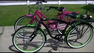 Schwinn Catalina Cruiser Bicycle Overview--Sweet Rides!