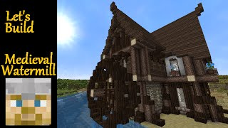 Let's build - Medieval Watermill