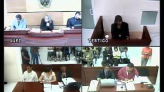 Audiencia completa de debate de Juicio Oral Caso Rubi Chihuahua 1 de 12