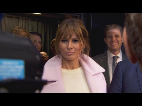Melania Trump's Team Blasts 'The View' for Mocking Her Accent