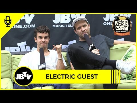 Electric Guest Interview   North Coast Music Festival 2017