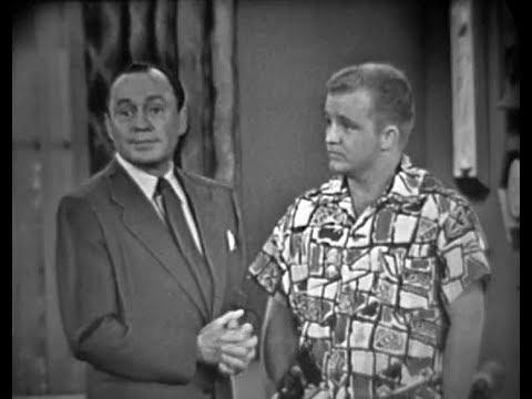 JACK BENNY SHOW: With Gary Crosby, Bob Crosby, and (sort of) Bing Crosby (3/20/55)