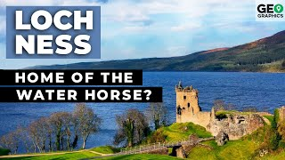 Loch Ness: Home of the Water Horse