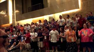 National Down Syndrome Congress Convention Finale
