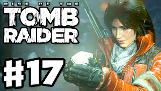 Rise of the Tomb Raider - Gameplay Walkthrough Part 17 - The Atlas! (Xbox One)