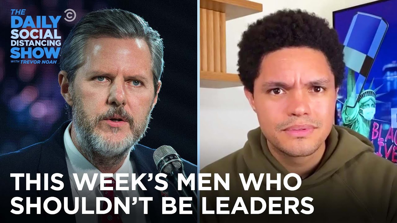 Download Putin Poisons, Louis DeJoy Knows Nothing & Falwell's Sex Scandal  | The Daily Social Distancing Show