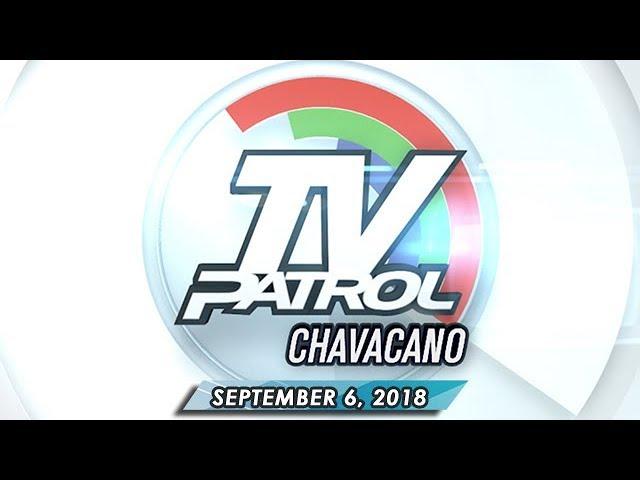 TV Patrol Chavacano - September 6, 2018