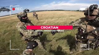 Joint Special Operations Command - Croatia 2020