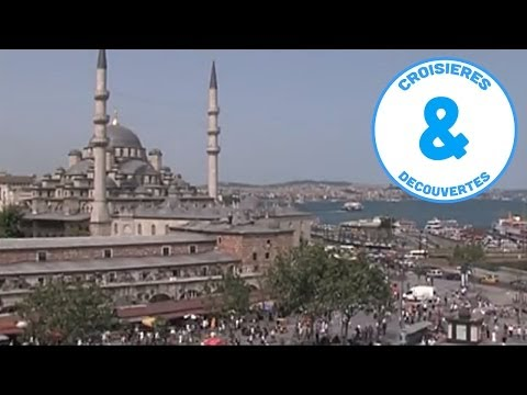 Istanbul - Kiev - De la Mer Noire au Dniepr - croisière à la découverte du monde - Documentaire