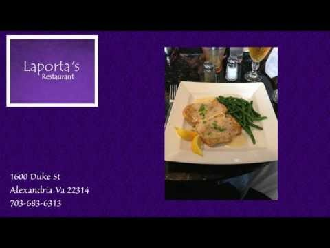 Laportas Restaurant - Modern American Food Old Town Alexandria 22314