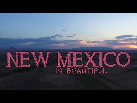 New Mexico is Beautiful | Allie Knight