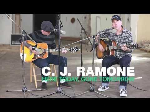 CJ RAMONE /// Ballroom Sessions /// 02/10