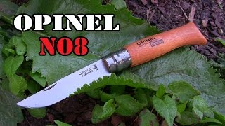 Opinel No8: Time Traveler Blade