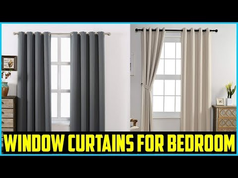 Top 5 Best Window Curtains for Bedroom in 2020