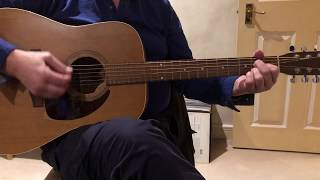 How to play 'Oh Lonesome Me' on guitar