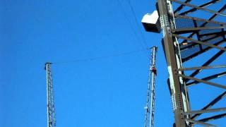 Wonderland Canada 2010 Toronto doing a bungee jump off a crane