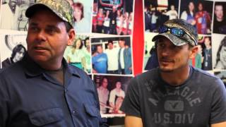 Swamp People Trapper Joe & Trigger Tommy - 101 WRIF Detroit