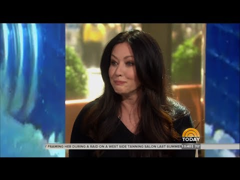 Shannen Doherty Interview on Today Show | LIVE 5-19-14