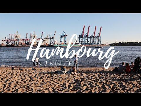 HAMBOURG en 3 minutes
