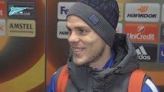 Александр Кокорин: «Счастливы, что победа идет за победой»