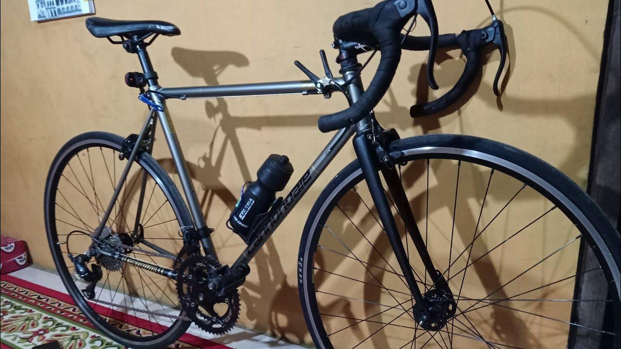 Restorasi Sepeda Balap Jadul Youtube