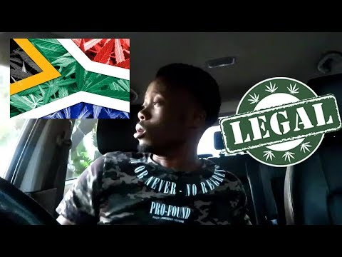 why South Africa went legal on weed