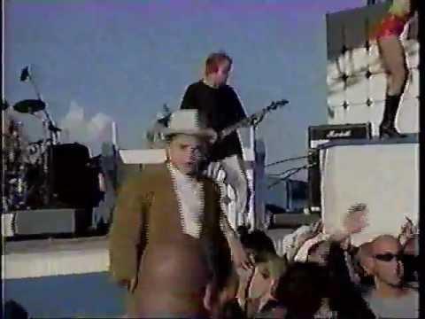 Kid Rock 'Bawitdaba' Daytona Beach Spring Break live in concert performance