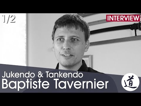 [Interview] Baptiste Tavernier - From France to Tokyo's International Budo University (Part 1/2)