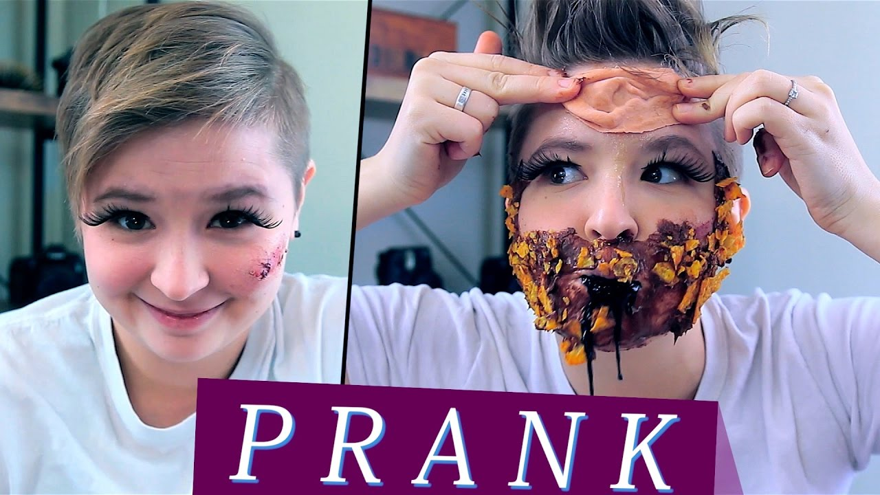 Hilarious Prank on Wife Gone So Wrong Its Right. - YouTube