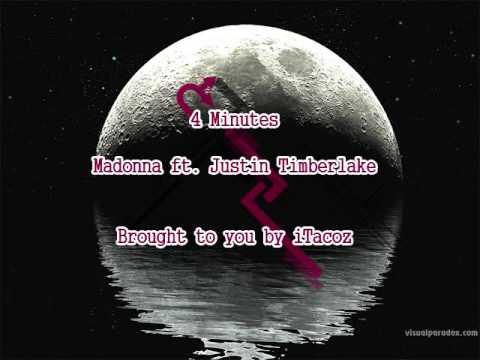 4 minutes madonna ft justin timberlake real version!!!