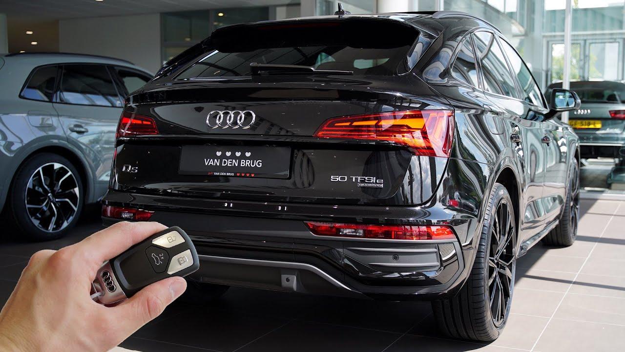 2021 Audi Q5 Sportback 50 TFSI e (299hp) - Sound & Visual Review!