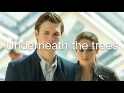Ellie Goulding - Beating Heart (divergent lyric video)